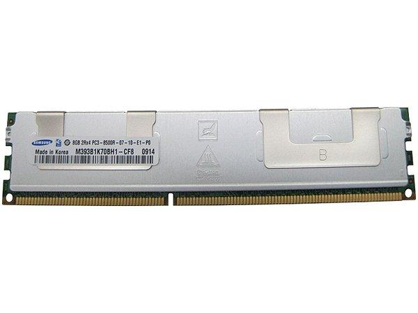 TJ1DY Memória Servidor Dell 8GB 1333MHz PC3L-10600R