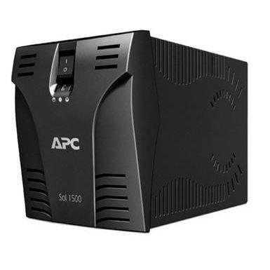Estabilizador APC Sol 1500UP - SOL1500BI