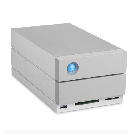 STGB8000400 HD Externo LaCie 2Big Dock 8TB Thunderbolt 3