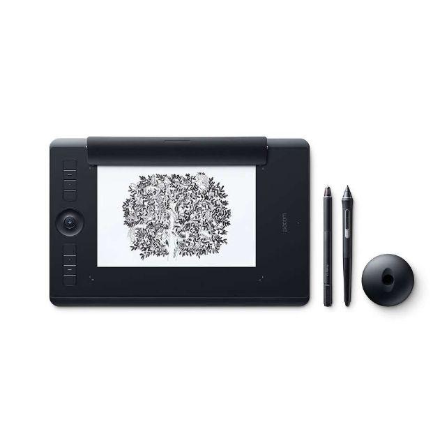 PTH660P Mesa digitalizadora Wacom Intuos Pro Paper Edition Média