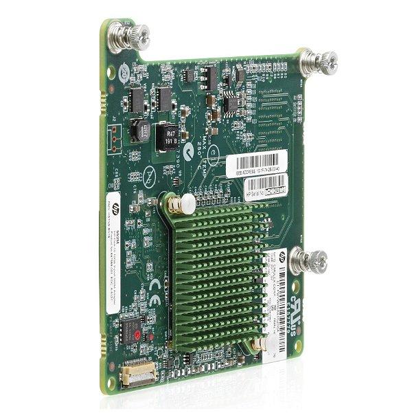 647590-B21 HPE Placa de Rede (554M) FlexFabric 10Gb com 2 portas (para Servidor HP)