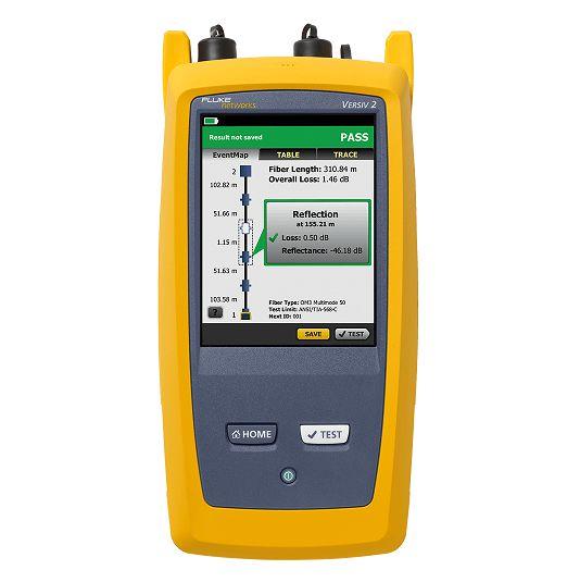 OFP2-100-QI Kit Optifiber Pro Quad OTDR SM E MM - FLUKE