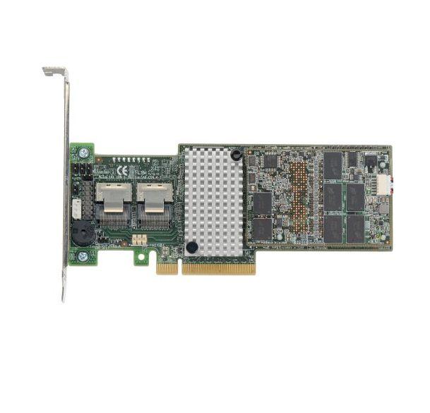 00AE809 Placa Controladora IBM ServeRAID M5016 SAS / SATA