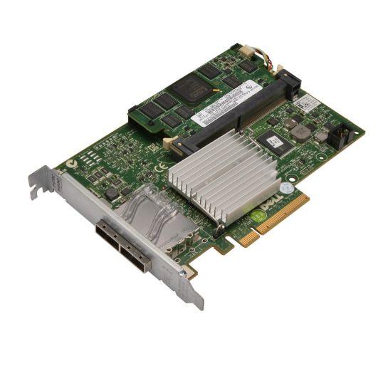 05KYFR Placa Controladora RAID SAS PERC H800 de 1GB DELL