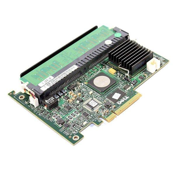 0GT281 Placa Controladora Dell PERC 5 / i 256MB SAS / SATA RAID
