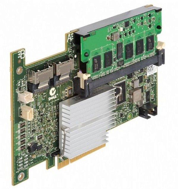 0HCR2Y Placa Controladora RAID SAS PE PERC H700 de 1GB - Dell