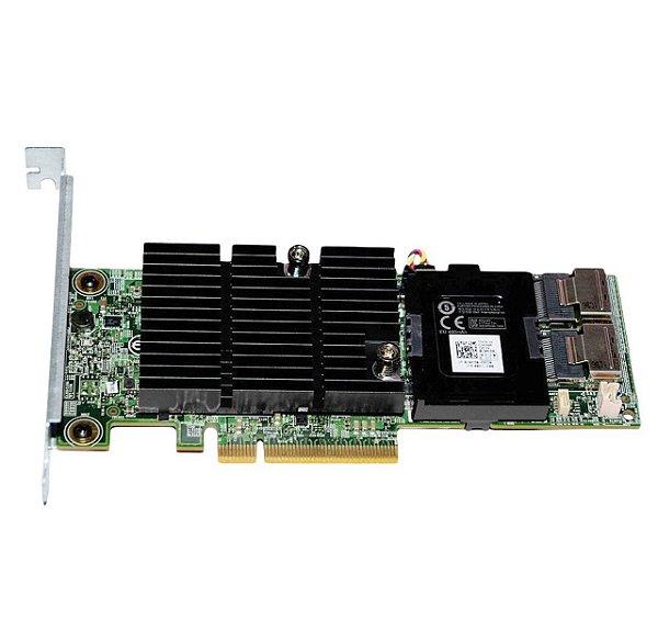 342-3536 Placa Controladora RAID Dell PE PERC H710P de 1GB