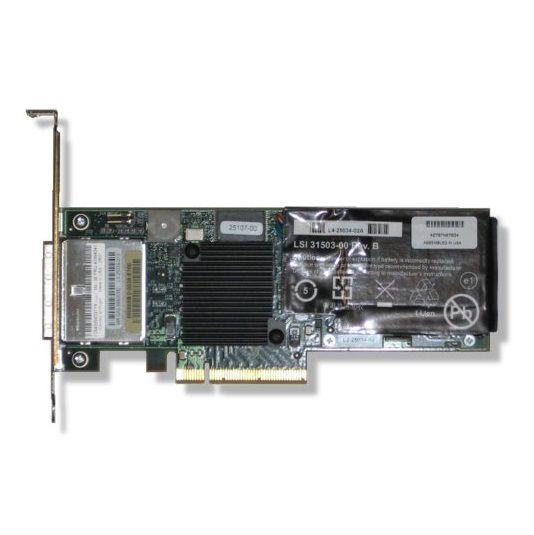 44E8825 Placa Controladora IBM ServeRAID MR10M SAS/SATA