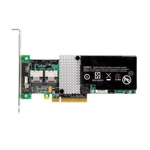 46M0850 Placa Controladora IBM Serve RAID M5015 SAS/SATA