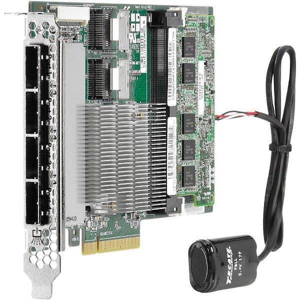 643379-001 Placa Controladora HP Smart Array P822/2GB