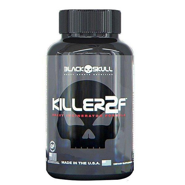Killer 2F (60 cápsulas) - Black Skull