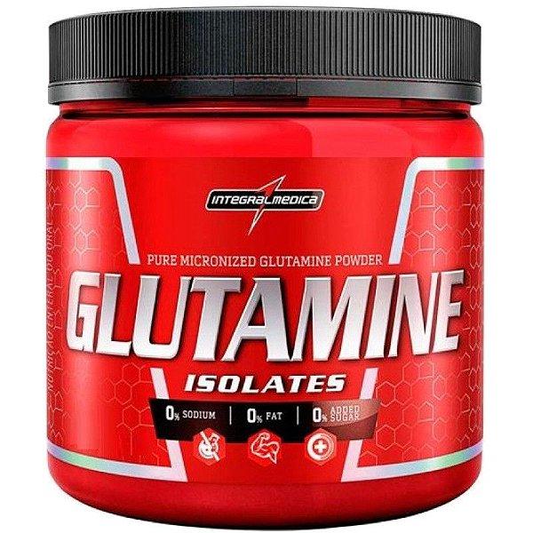 Glutamina Isolate (300g) - Integralmedica