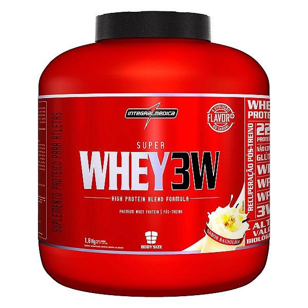 Super Whey 3W (1.8kg) - Integralmedica