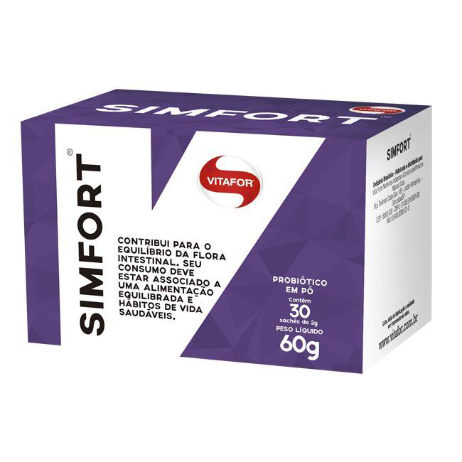 Probiótico em Pó Simfort (30 sachês) - Vitafor