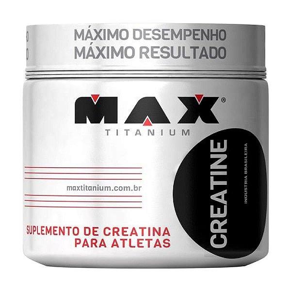 Creatina - Max Titanium