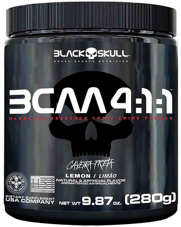 BCAA Drink 4:1:1 (280g) Black Skull