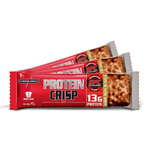 Protein Crisp (1 unidade) - Integralmedica