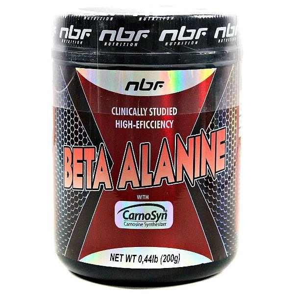 Beta Alanina (200g) NBF Nutrition