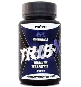Tribulus Terrestris (100 caps) NBF Nutrition