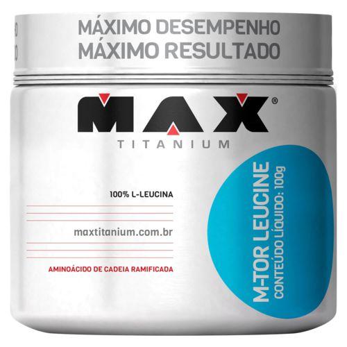 Leucina m-TOR (100g) Max Titanium