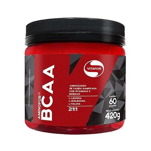 BCAA Drink 2:1:1 (420g) Vitafor