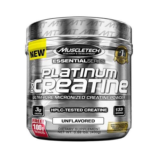 Creatina Platinum (400g) Muscletech