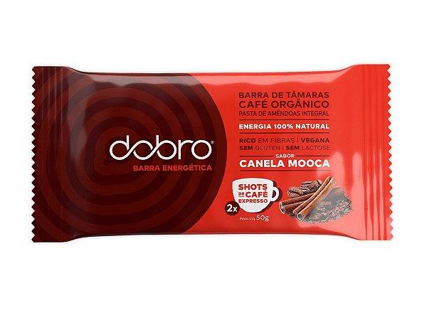 Barra Energética Natural com Cafeína (1 unidade) DOBRO
