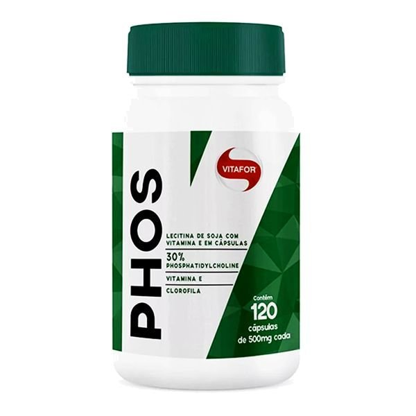 PHOS (60 cápsulas) Vitafor