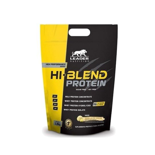 Hi-Blend Protein (1.8kg) Leader Nutrition