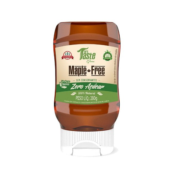 Calda Maple Free (280g) Mrs Taste