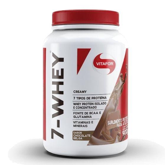 7 - Whey Creamy (900g) Vitafor