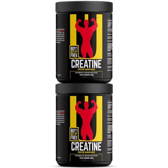 Combo Creatina (200g) Universal Nutrition
