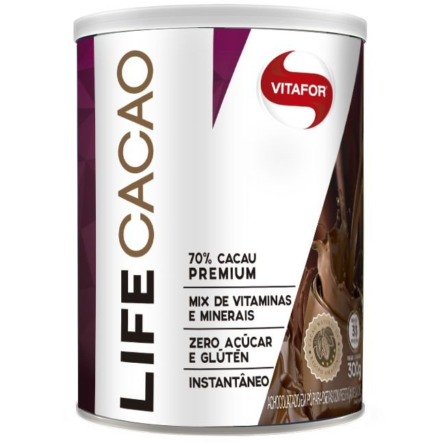 Life Cacao (300g) Vitafor