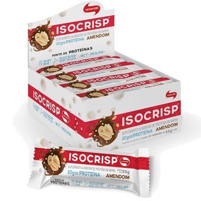 Isocrisp Bar (12 unidades) Vitafor