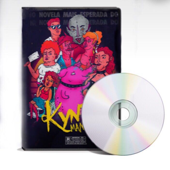 DVD KYNTHO MANDAMENTO - O Puteiro Açougue