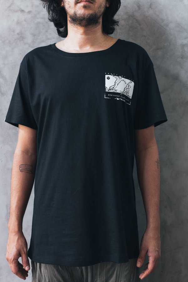 Camiseta Light-Fit - Necta Surfe de Rua Das Montanhas