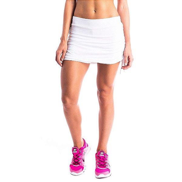 Short saia lateral ajustável