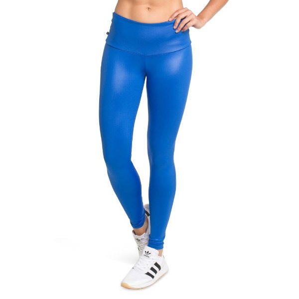 Legging longa cós 12 cm Push Up Cirrê