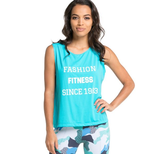 Regata New Trip Fashion Fitness