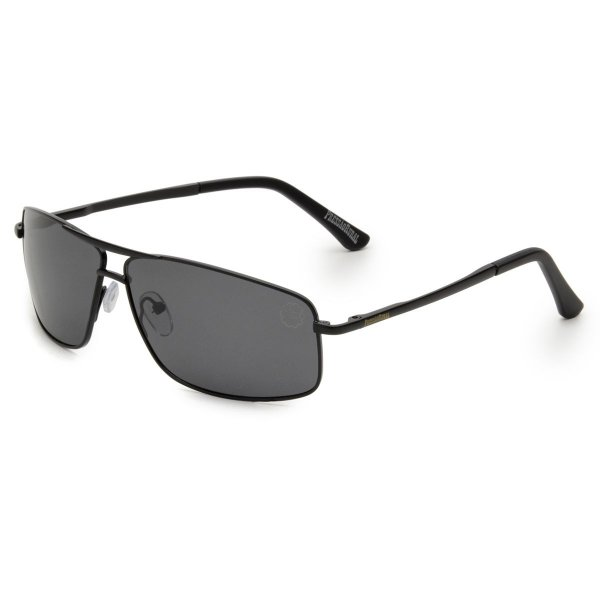 Óculos de Sol Pressão Rural Metal Masculino Preto