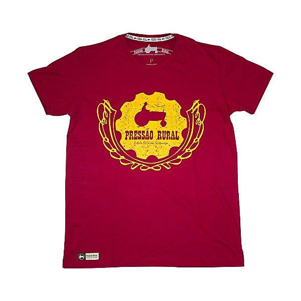 Camiseta Pressão Rural - Disco de Arado Luxo