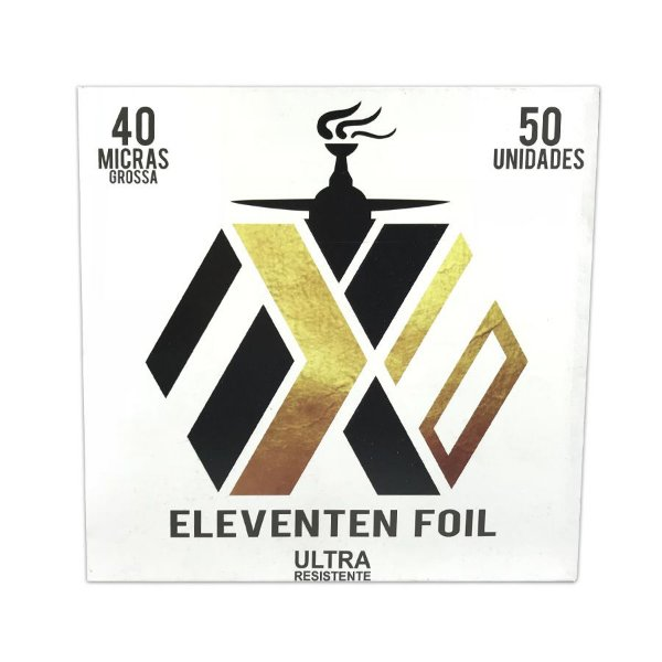 Papel Alumínio Eleventen Foil