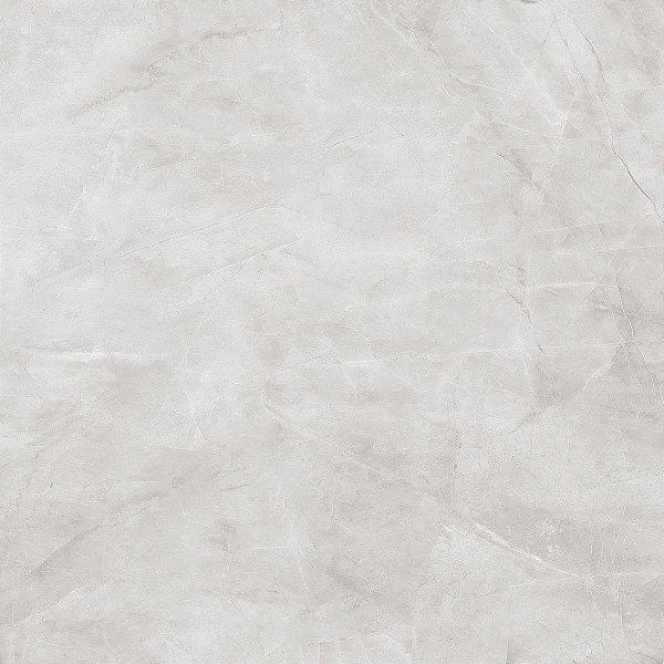 Porcelanato Cinza Pulpis Acetinado 84x84