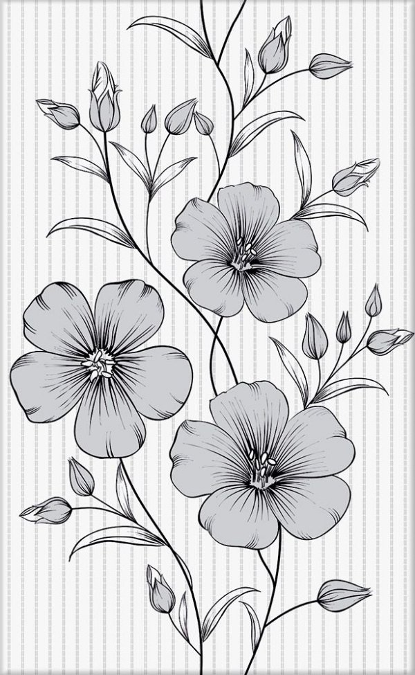 Revestimento Orquidea HD 57 35x57