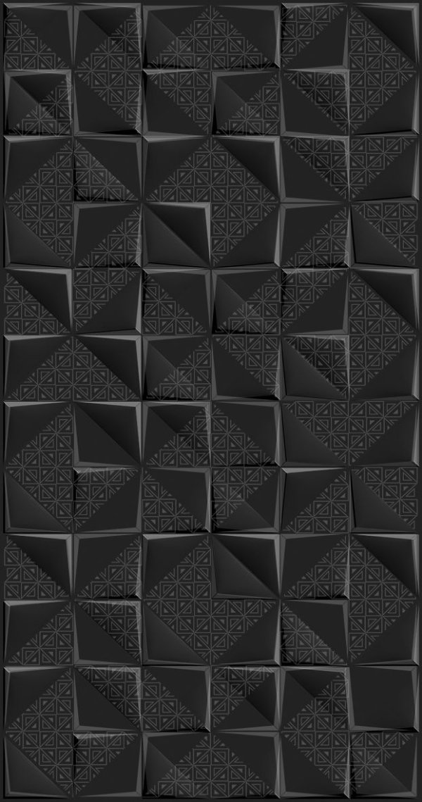 Revestimento Prisma Black 63x120