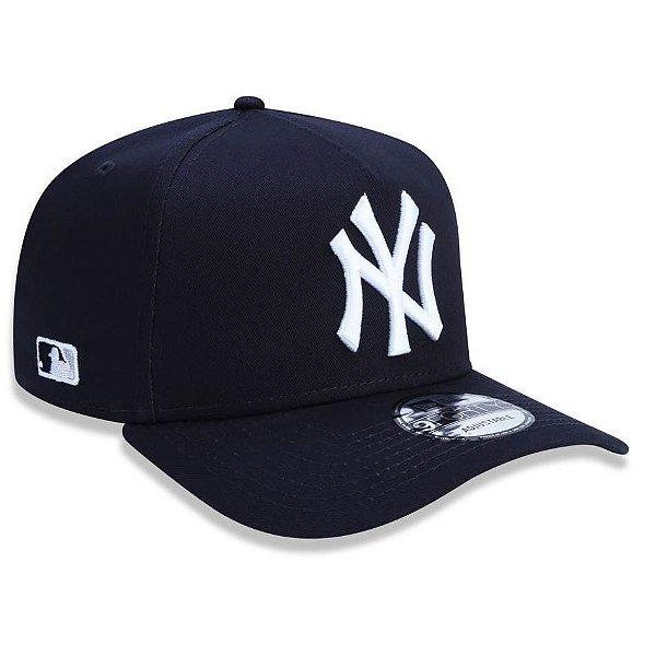 Boné New York Yankees 940 A-Frame New Era - Marinho