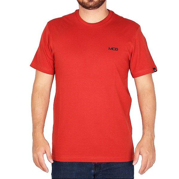 Camiseta Mcd Regular - Laranja Los Angeles