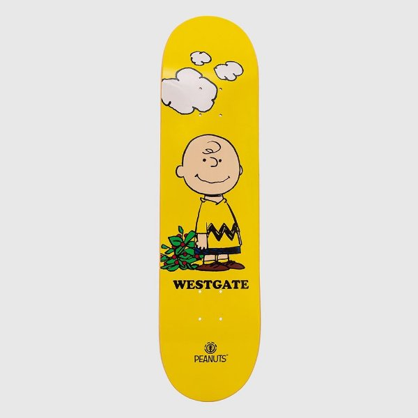 SHAPE ELEMENT PEANUTS CHARLIE BROWN X WEST 8.0 - SERIE EXCLUSIVA