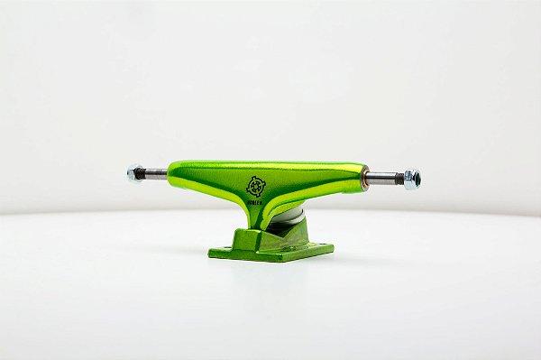 TRUCK INTRUDER PRO NOBRE II 139MM - GREEN SHINE - NEW