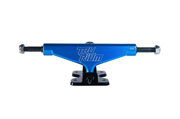 TRUCK TRURIUM FORJADO 139 MM LOW (PAR-CENTRAL VAZADO) BLUE/BLACK